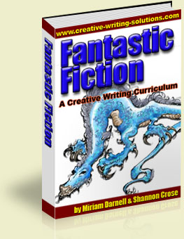 Fantastic Fiction Creative Writing Lesson Plan